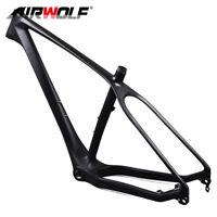 2019 Carbon fiber fat bike frame 26er*5.0inch mountain fat bike frameset BSA