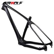 "Snow Bicycle Frame Carbon Fiber Mountain Fat Bike Beach Frameset 26er*5.0"" Tire"