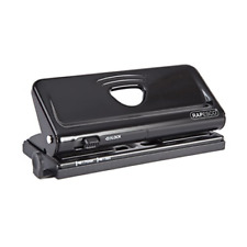 Rapesco 6 4 Hole A4 A5 A6 Size Paper Filofax Punch Adjustable Organizer Puncher