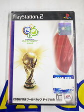PS2 GAME FIFA WORLD CUP 2006 (ORIGINAL BRAND NEW)