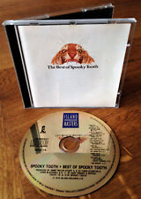 SPOOKY TOOTH - THE BEST OF SPOOKY TOOTH  COMPILATION CD IMCD 74