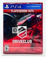 DriveClub - PlayStation Hits - PS4 - Brand New | Factory Sealed