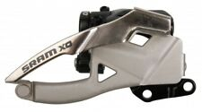 SRAM X0 Low Direct Mount Top Pull 2x10 Fach 39Z Umwerfer 39 T Silber