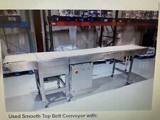 Smooth Top Conveyor Belt