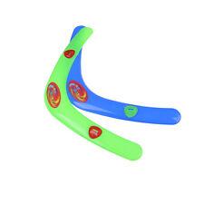 "Child Funny V Shaped Boomerang Returning ""Throwback"" Whistler Boomerang Toy Ltm"
