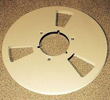 "NAB Aluminium audio spool 10.5"" x 1/4"" spool"