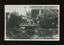 Glos Gloucestershire CHELTENHAM Fountains Judges Proof Card c1950/60s? photo