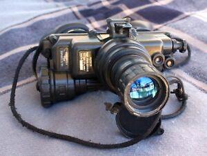 PVS-7 with Lens & ITT F9810P Tube