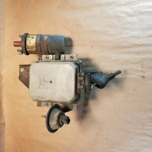 OEM DeLorean Volvo Ignition Control Module With Coil Assembly BOSCH 0227100019
