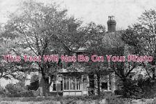 LA 1740 - The Chestnuts House, Ormskirk, Lancashire c1910 - 6x4 Photo