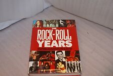 Vintage The Rock N`Roll Years 1990 Book Over 1400 Music Photos Hardcover
