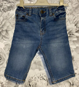 Boys Age 4-5 Years - Denim Shorts