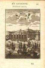 LISBOA (LISBON). Mosteiro Jerónimos/Hieronymites Monastery, Belém. MALLET 1683