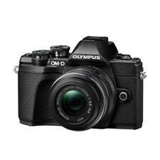 Olympus Om-d E-m10 Mark III With 14-42mm EZ Lens in Black