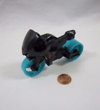 New FISHER PRICE Imaginext DC SUPER FRIENDS BATMAN MOTORCYCLE Light Blue Edition