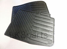 LAND ROVER DISCOVERY 2 1999-2004 FRONT FLOOR RUBBER MATS SET STC50049AA BRITPART