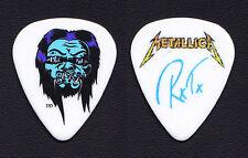 Metallica Robert Trujillo Zombie Guitar Pick - White Stitching - 2008/2011 Tour