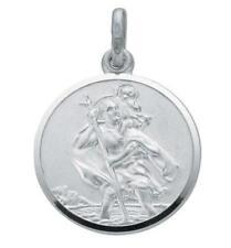 Medaillon aus Sterlingsilber mit Edelsteine