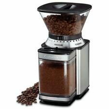 Cuisinart DBM-8 Supreme Grind Automatic Burr Mill - Stainless Steel