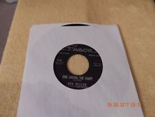 Ned Miller : One Among The Many 45 Rpm Fabor 116