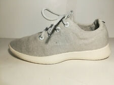 Allbirds Wool Runners Men Light Gray Casual Lace Up Sneakers SZ 10 Comfort Shoes