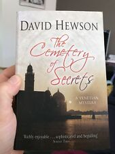 David hewson the cemetery of secrets