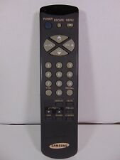 SAMSUNG 3F14-00038-470 TV/VCR Remote Control Replacement Controler