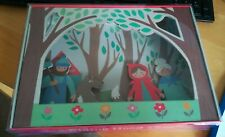 LITTLE RED RIDING HOOD PUPPET THEATRE TOY - NEW & SEALED