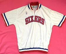 Vintage 1987 Philadelphia 76ers MacGregor Warm Up Jersey Charles Barkley #34