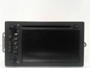 Audio Equipment Radio Am-fm-stereo-cd-navigation Fits 04-09 ENVOY 1302650