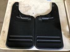 Toyota Hilux Rear Mudflap Set (Pair) 2005-2015 SR5 Model - Mud Flaps