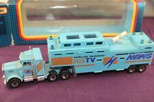 Matchbox Convoy CY-15 Peterbilt Covered Tracking Vehicle   MBTV NEWS
