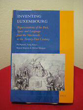 Inventing Luxembourg Book