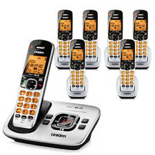 Uniden D1780-7 Cordless Phone w/ 6 Additional Handsets & Backlit LCD Display