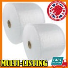 LARGE BUBBLE WRAP ROLLS - SMALL BUBBLE - CHOOSE WIDTH (300mm, 500mm, 750mm) <br/> MULTI QUANTITY - CHOOSE WIDTH / LENGTH. CHEAPEST PRICES