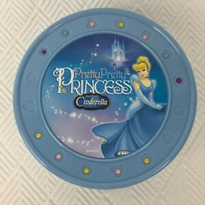 Pretty Pretty Princess Cinderella Replacement Game Pieces Mixed Lot Blue Spinner