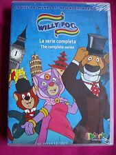 La vuelta al mundo de Willy Fog -  Serie Completa - 26 Episodios - 5 DVD - Nuevo