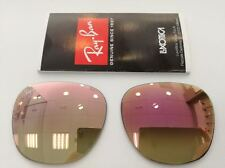 CRISTALES RAY-BAN CLUBMASTER RB3016 & RB2176 51 LENTES REPLACEMENT LENSES LENTI