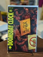 DOOMSDAY CLOCK 1 1st print NM sold out! 1st mime marionette and second Rorschach
