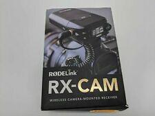 Rode Rodelink RX-Cam Wireless Camera-Mounted Receiver -J5054