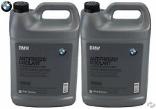 NEW 2-Gallons Genuine For BMW Blue Color Antifreeze/Coolant