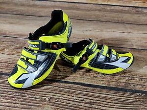 DIADORA X-Tornado Cycling MTB Shoes Mountain Biking 2 Bolts Size EU43, US9.5