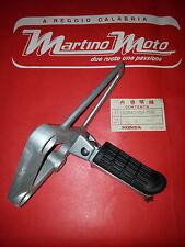 pedana poggiapiedi SX Honda CBR600 art. 50640MN4000 left bar step epoca original