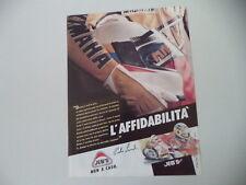 advertising Pubblicità 1988 CASCO HELMET JEB'S