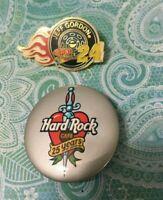 NASCAR Jeff Gordon 2005 #24 Dupont Collector Racing Pin Fire & Hard Rock Cafe 25