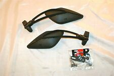 Yamaha R1, R6  Motorcycle Sportbike Fairing Mirrors-Pair 7461/62  ITALY