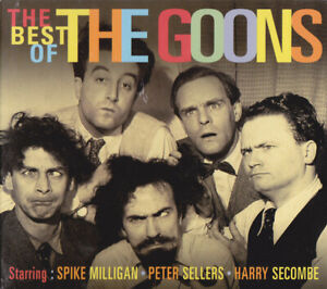 GOONS (2 CD) THE BEST OF ~ PETER SELLERS~SPIKE MILLIGAN~HARRY SECOMBE *NEW*