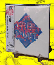 Free , Free At Last ( CD_Paper Sleeve_Japan )