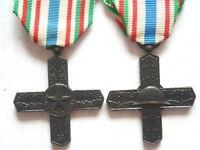 Croce ordine Vittorio Veneto per i reduci 1° guerra mondiale firmata Mancinelli