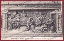 VARESE BUSTO ARSIZIO 38 SANTUARIO - ALTARE Scultore SOZZI Cartolina 1915